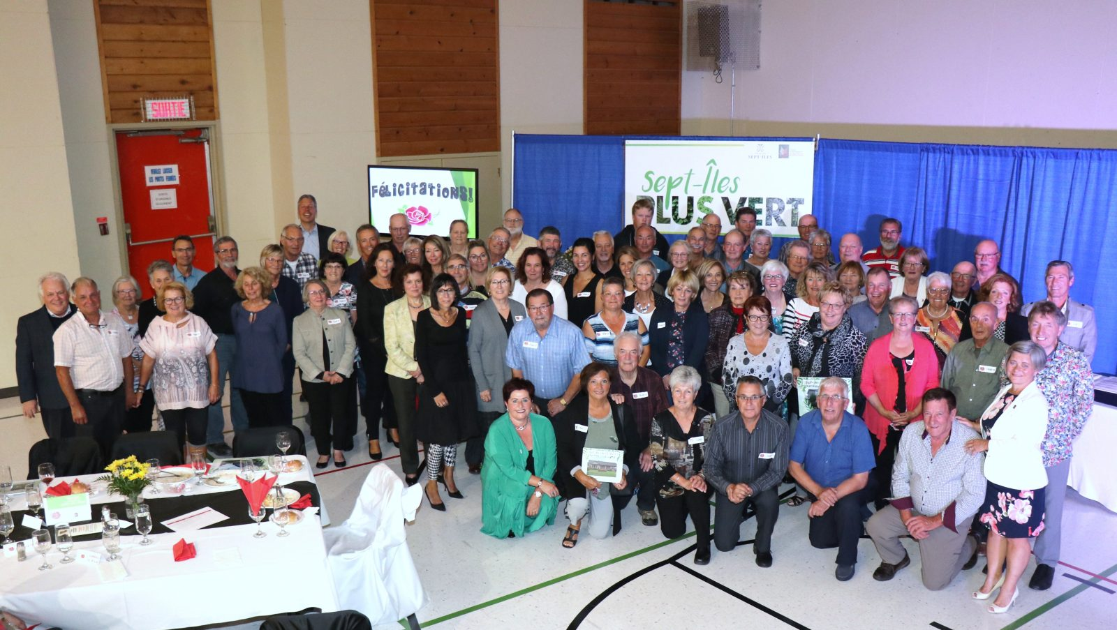 Les lauréats du concours Sept-Îles plus vert sont dévoilés