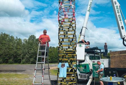 Spike Sept-Îles vise un record mondial!