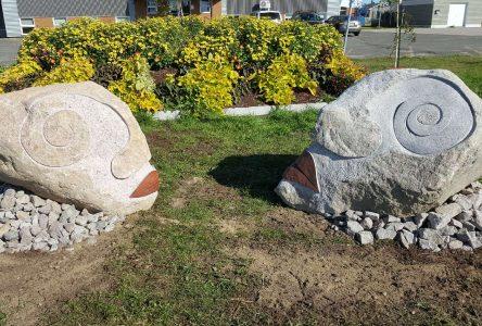 2e Symposium de sculpture de Sept-Îles : l'art public incitant au rapprochement
