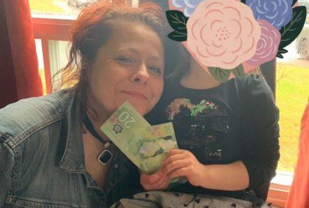 Sylvane Langevin de Port-Cartier portée disparue… et retrouvée