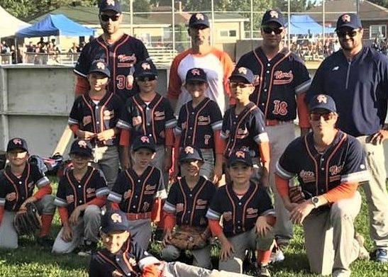 La Côte-Nord gagne trois parties aux championnats provinciaux A de baseball mineur