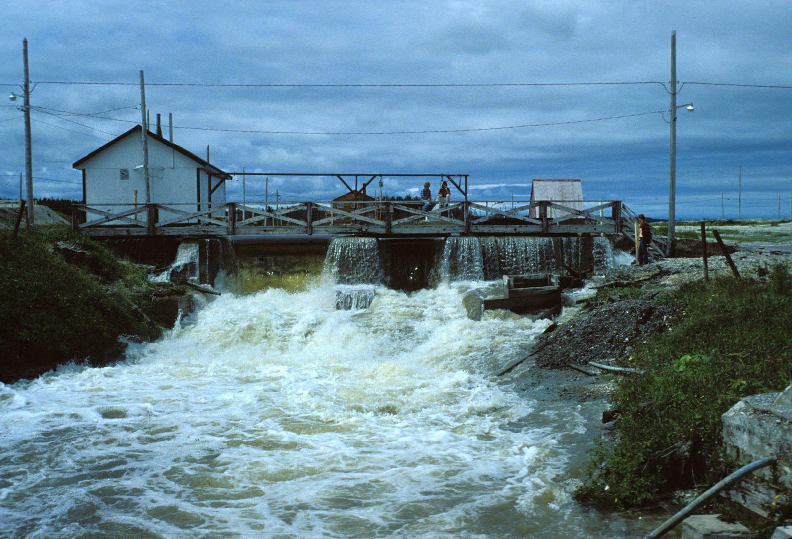 500 000$ pour la restauration du canal Saint-Georges