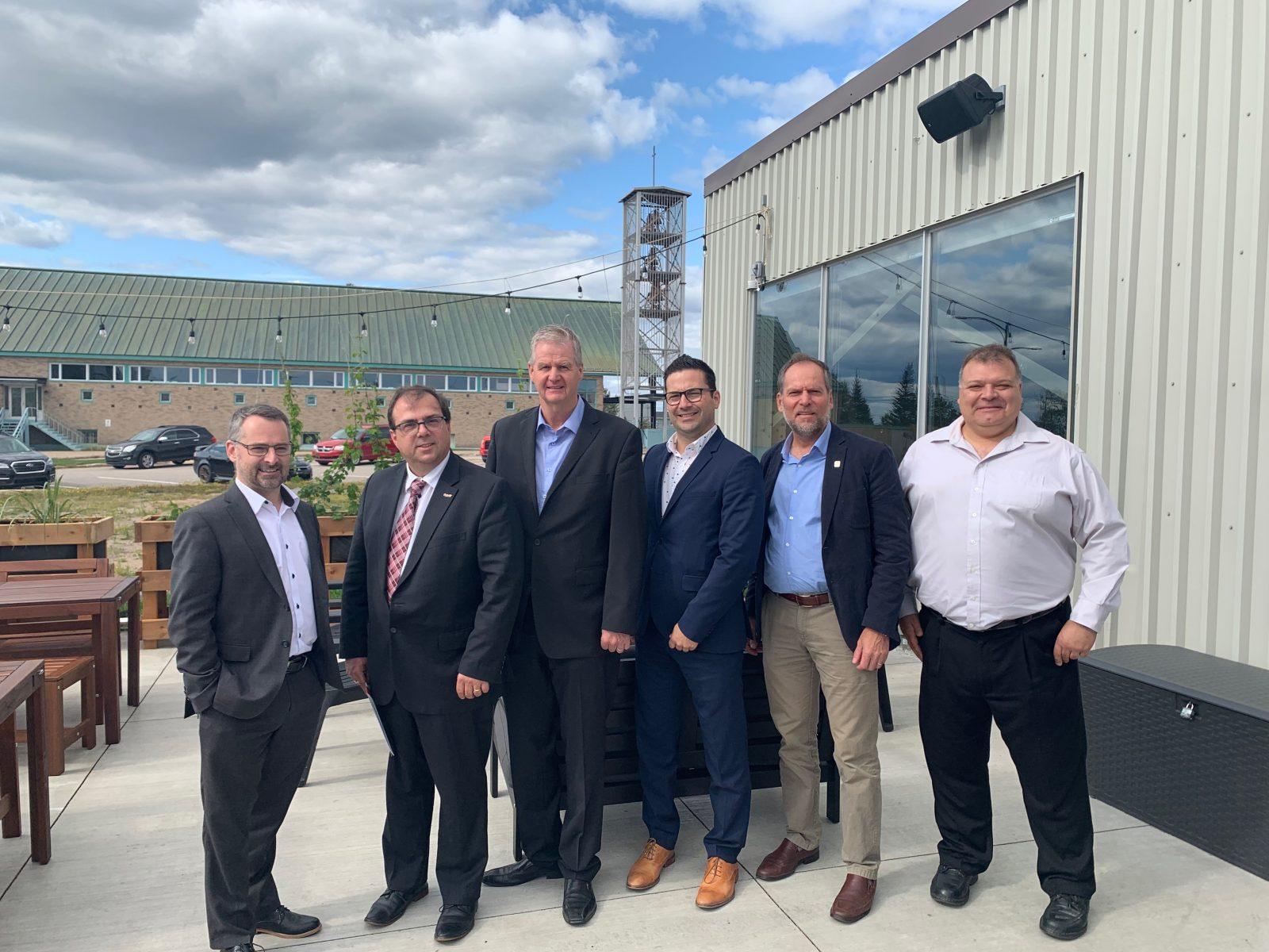 Le Groupe Industries Fournier s'installe à Sept-Îles