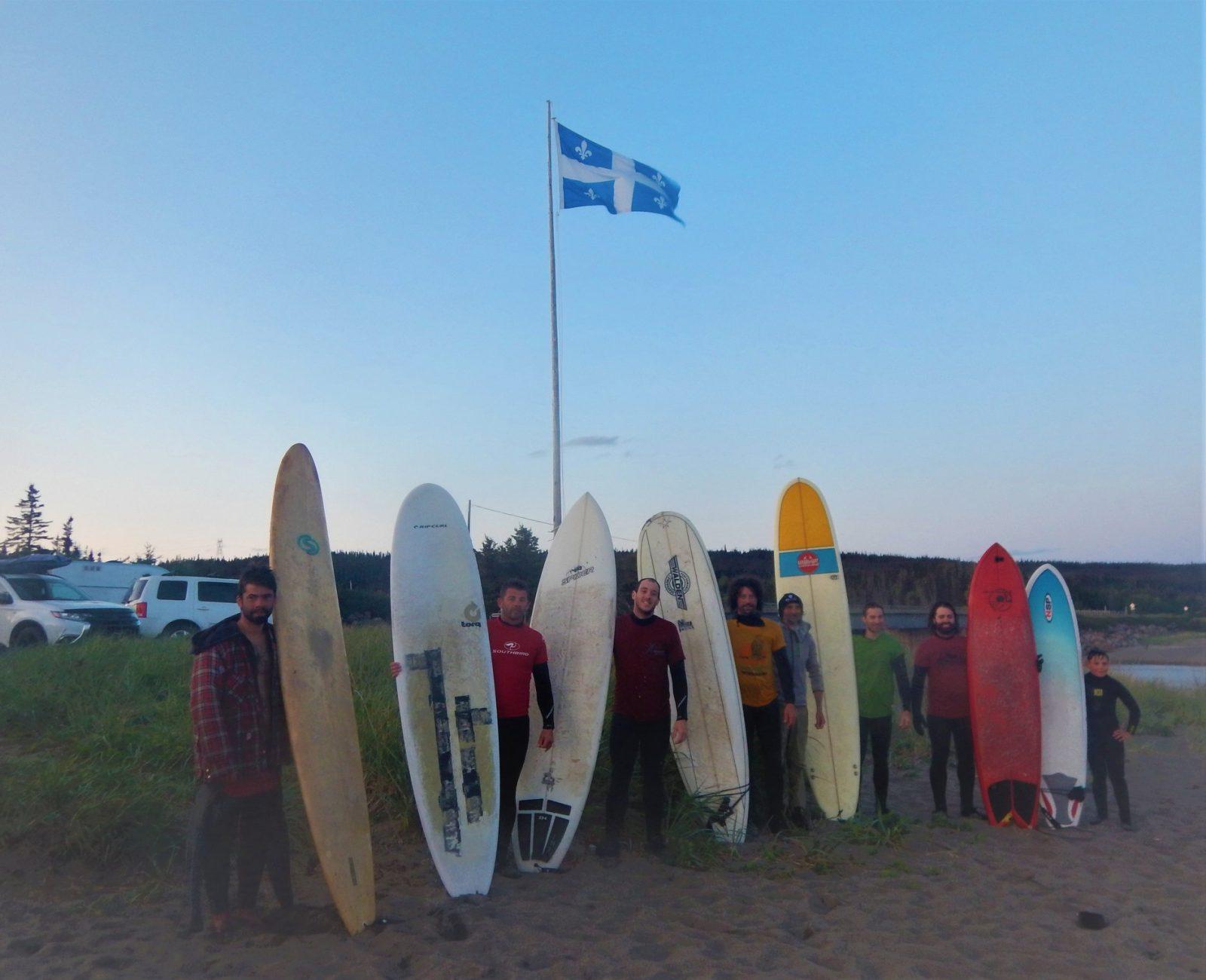 Compétition amicale au SurfShack