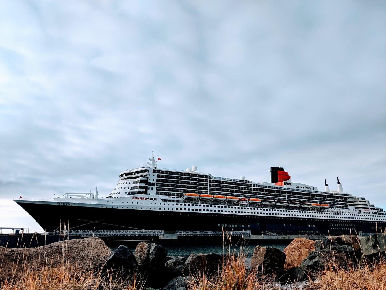 Le RMS Queen Mary 2 pour clore la saison des croisières