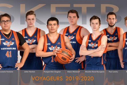 Les Voyageurs en basket ouvrent leur saison dans la Vieille Capitale