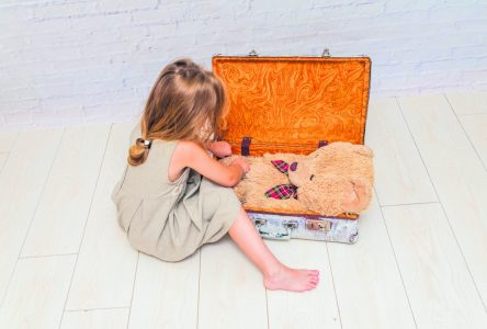 Des bagages à offrir aux enfants de la DPJ