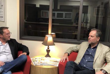 VIDÉO | Le maire Réjean Porlier nous donne son point de vue sur la campagne