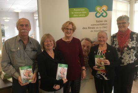 Lancement d'un nouveau répertoire activités et services pour les aînés