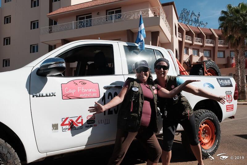 VIDÉO | Mélanie et Mélina racontent leur expérience de Cap Fémina Aventure