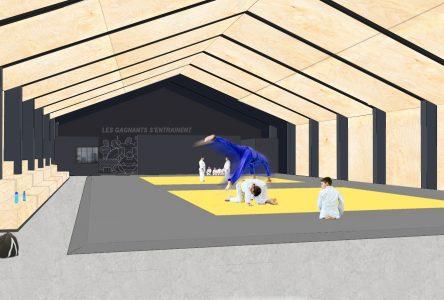 Les travaux du nouveau dojo se chiffreront à 2,3 M $