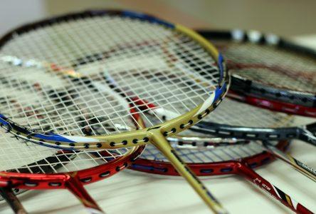 Les Voyageurs en badminton ont maintenant un point de repère
