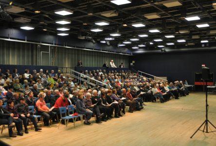 Résidence pour aînés à Port-Cartier: le comité reçoit un appui massif de la population