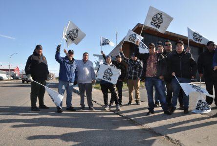 Grève chez Tshiuetin : reprise du dialogue