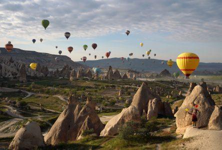 La Turquie vue par Geneviève Borne