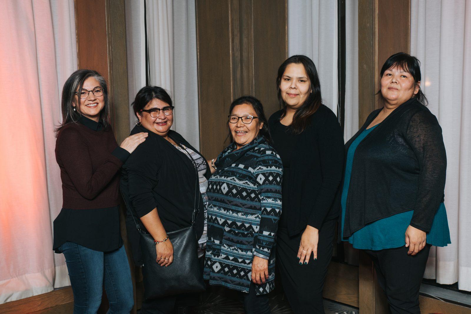 Sept-Îles bien représenté au 50e du mouvement des centres d'amitié autochtones
