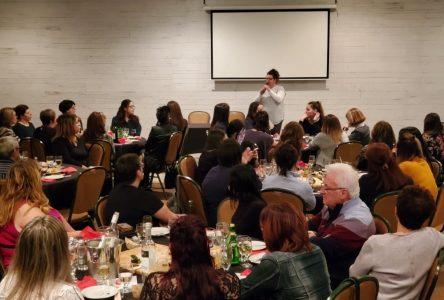 Centraide Duplessis : un 5 à 7 + Sushis conférence apprécié