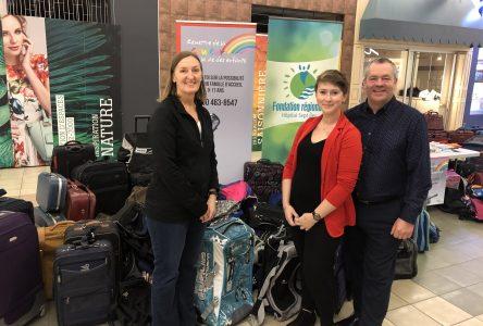 Enfants de la DPJ : succès retentissant pour la collecte de bagages