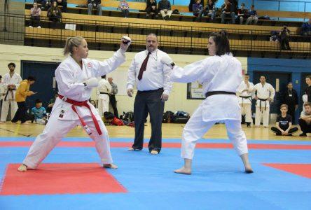L'Open Shotokan de l'IKSSI s'impregnera de la culture autochtone