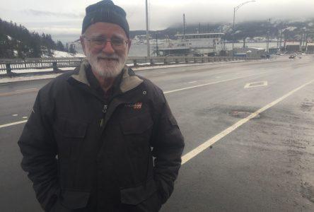 « Nous sommes prisonniers de ces traversiers-là » – Marc Gilbert, Société du Pont sur le Saguenay