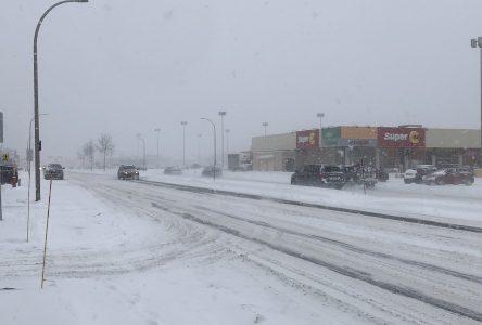 Bilan météo de novembre : Près de 80 cm de neige!