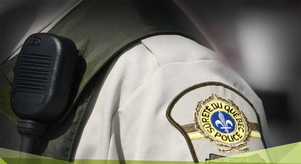Accident à l'entrée #3 du secteur Ferland : on ne craint pas pour la vie du motocycliste sérieusement blessé