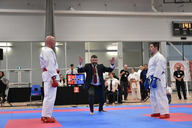Franc succès pour l'Open Shotokan