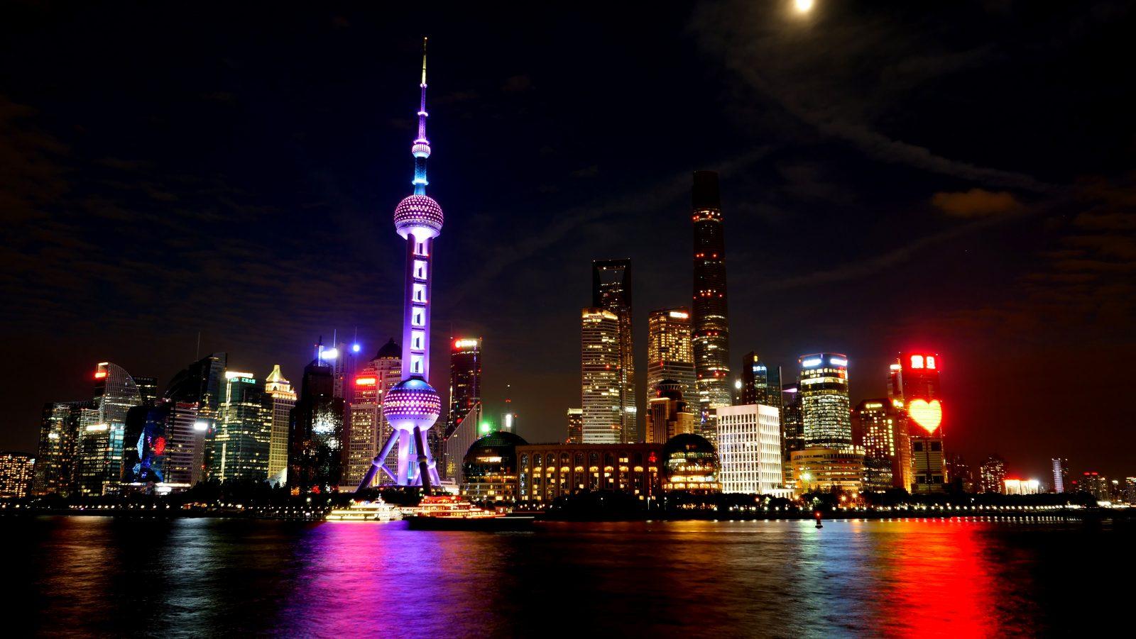 Les Aventuriers Voyageurs : Shanghai vue à travers ses contrastes