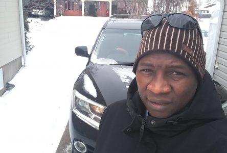 Bocar Diagana s'intègre pleinement à sa communauté d'accueil