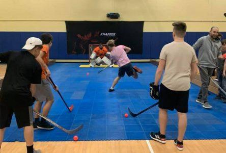 Le dekhockey intéresse les Septiliens