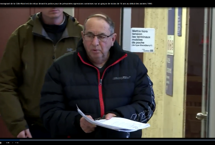 Crimes sexuels : Grégoire Bernier pourrait avoir fait d'autres victimes