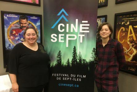 Le Festival du film de Sept-Îles adopte une nouvelle image