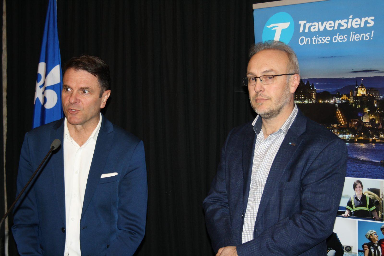 F.-A.-Gauthier – le maire Montigny rencontrera le ministre Bonnardel à Québec