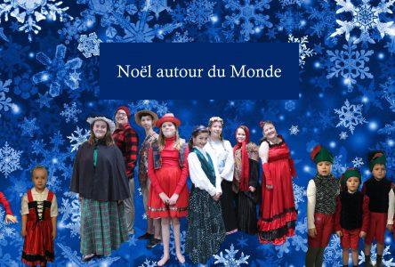 Les traditions de Noël comme prétexte pour voyager autour du monde