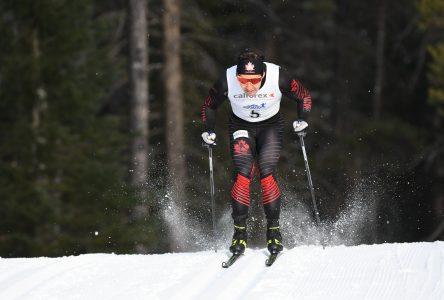 Antoine Briand veut devenir la référence en ski de fond pour les sprints