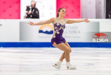 Véronik Mallet ne peut offrir son plein potentiel aux Championnats canadiens
