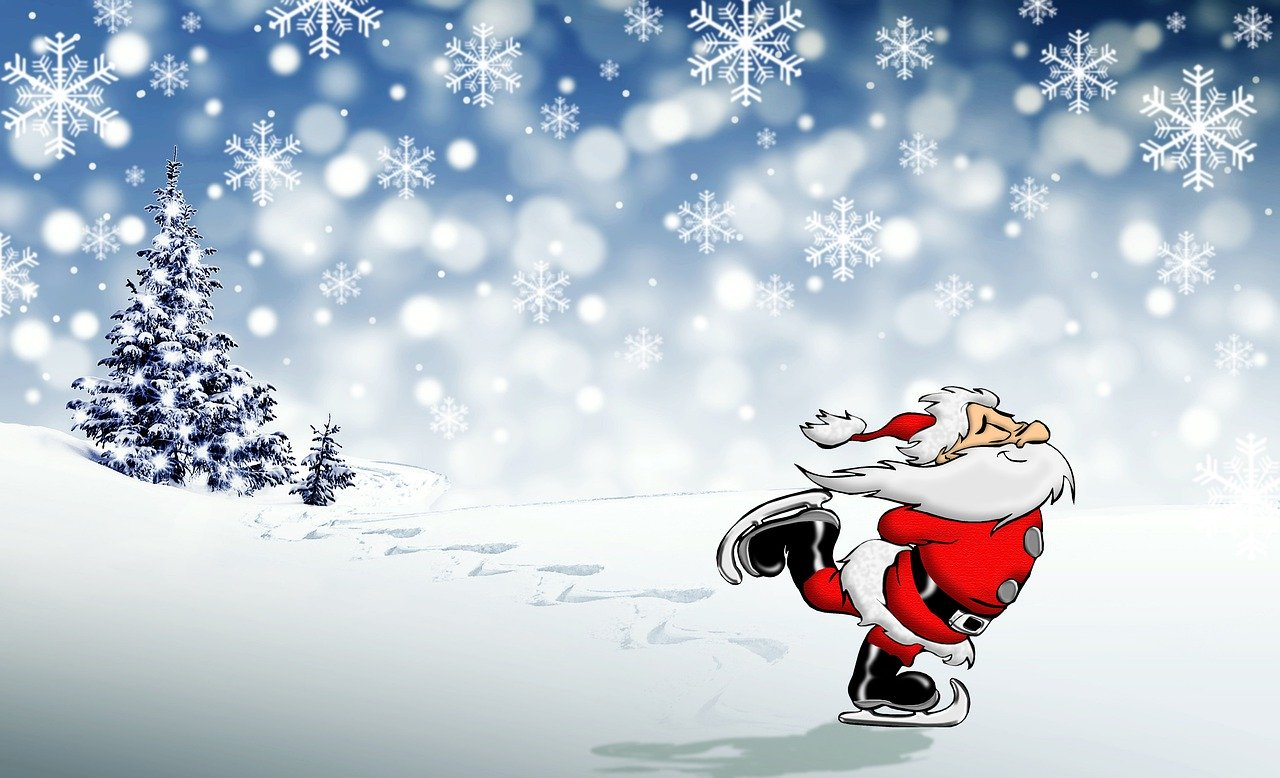 Mes demandes au Père Noël!