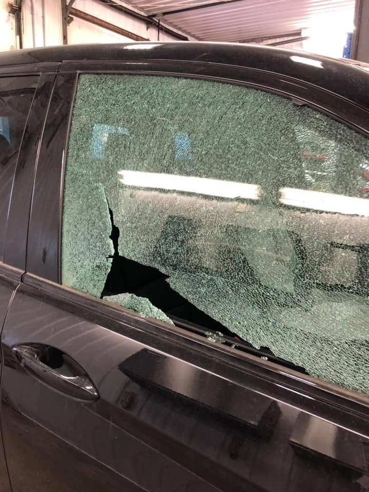 Une autre série de méfaits sur des voitures à Sept-Îles