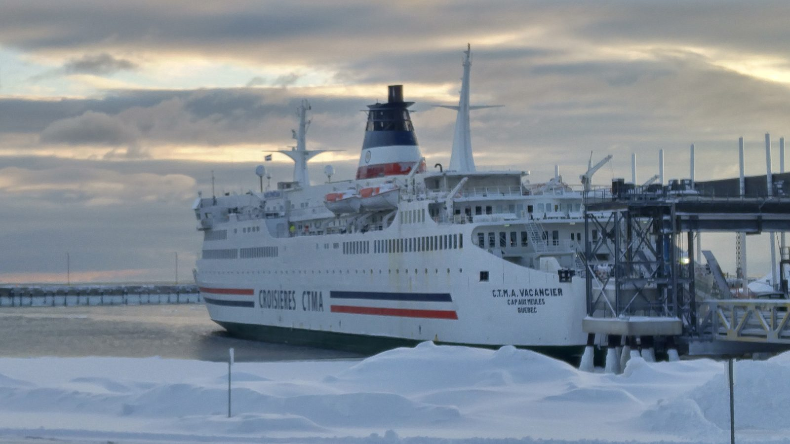 Le retour du Saaremaa I attendra