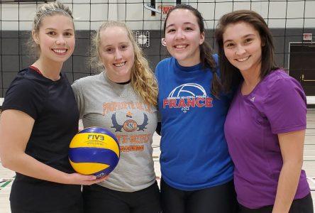 Le volleyball se porte toujours aussi bien
