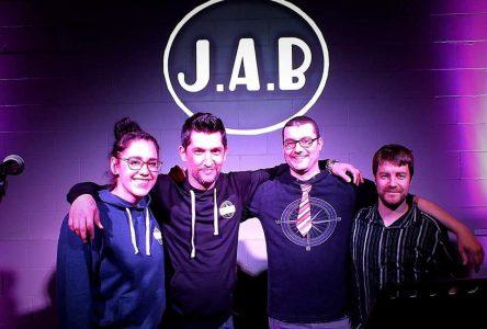 Un parcours bien entamé pour J.A.B
