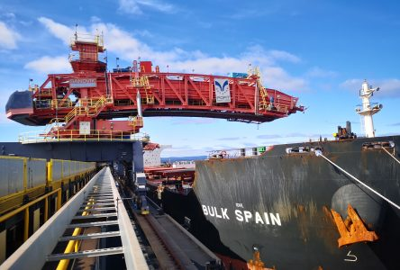 Le Port de Sept-Îles est en effervesence