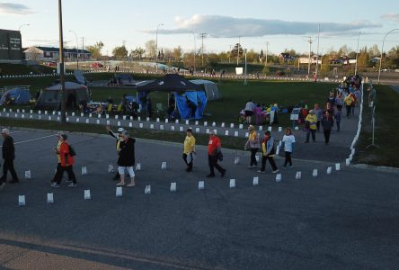 Un changement apporté aux Relais pour la vie de Port-Cartier