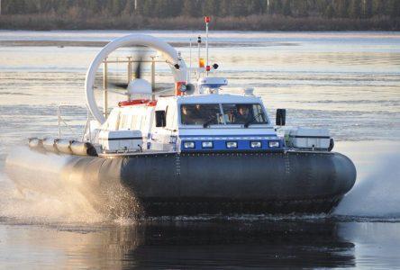Ajustement de l'horaire pour la traverse de la rivière Saint-Augustin