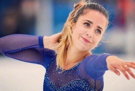 Véronik Mallet veut faire son travail aux Championnats nationaux