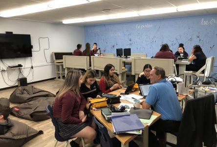 L'IESI prépare ses étudiants à la vie en société