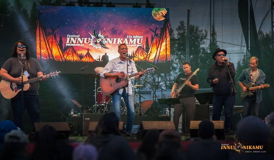 Le Festival Innu Nikamu poursuit la tradition