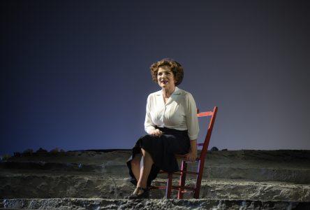 La détresse et l'enchantement : Marie-Thérèse Fortin incarne sur scène Gabrielle Roy