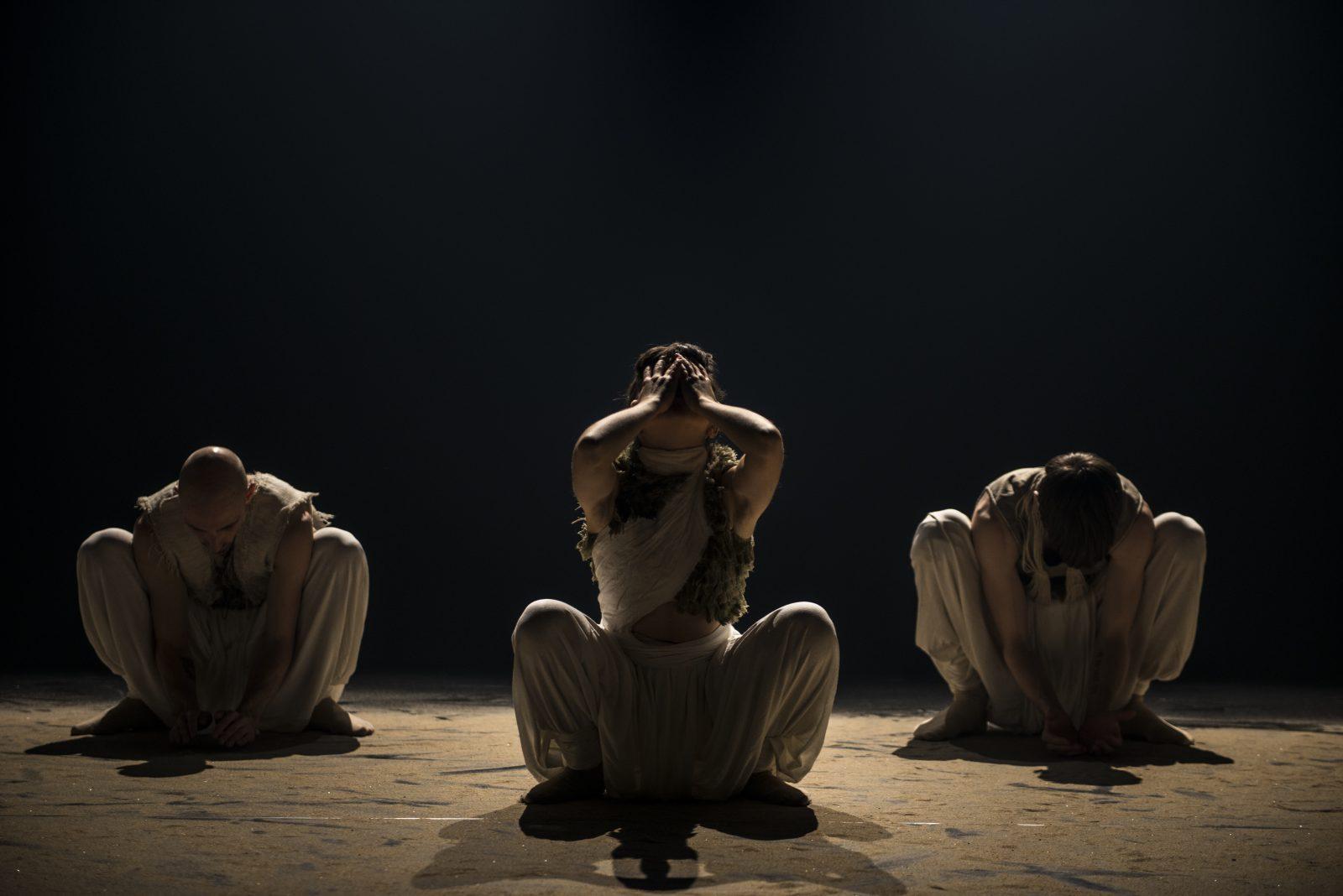 La danse utilisée pour susciter une réflexion sur l'humain