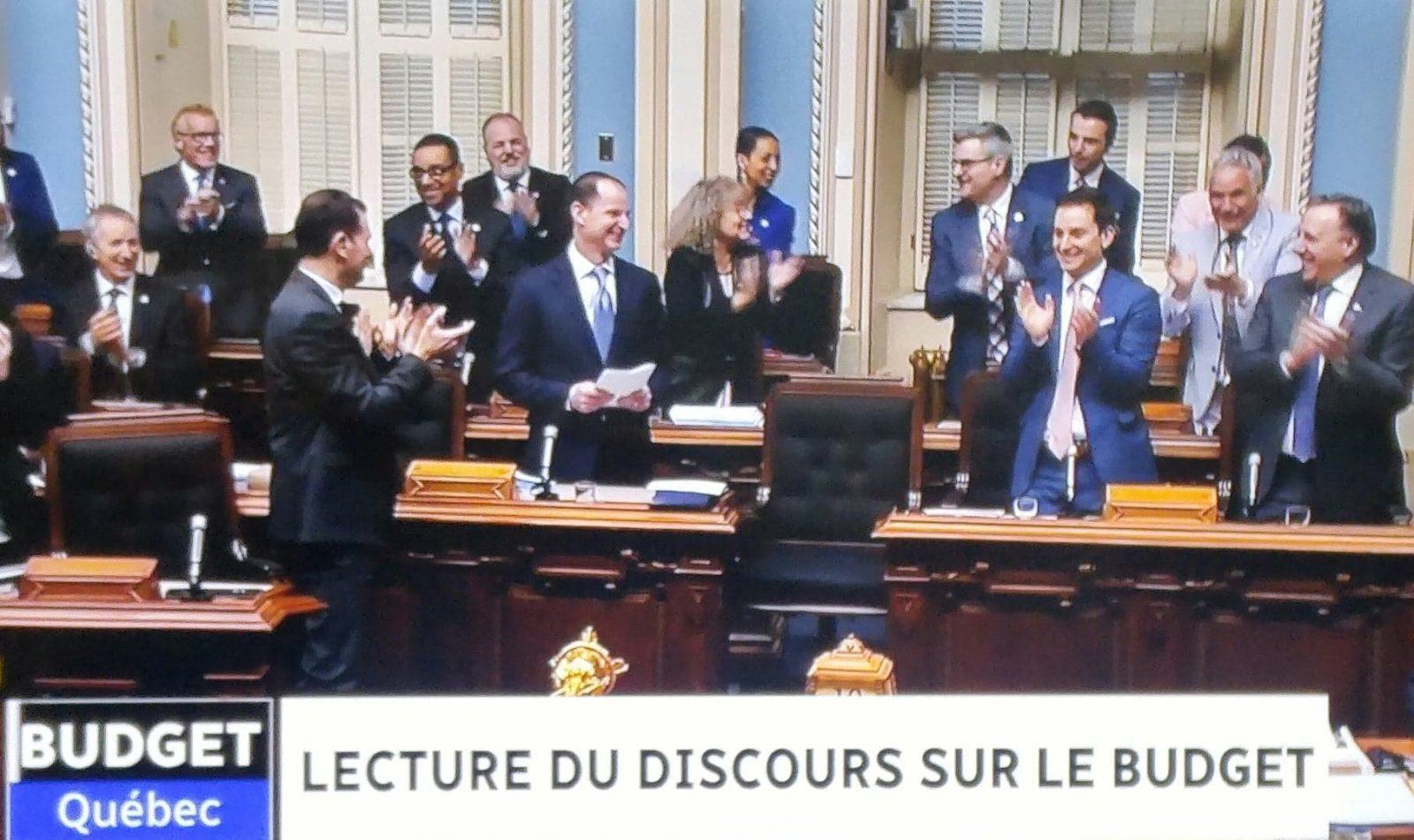 Budget du Québec : des mesures pour le prolongement de la 138